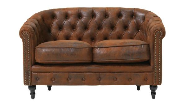 チェスターフィールドの革ソファの魅力